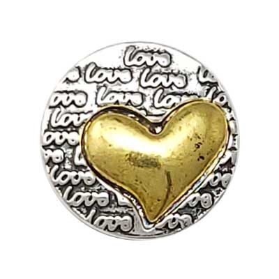 Golden Love Treasure Snap