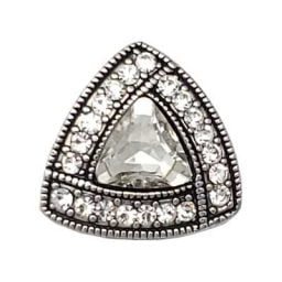 Crystal Ribbon Treasure Snap