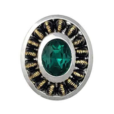 Opulent Emerald Treasure Snap