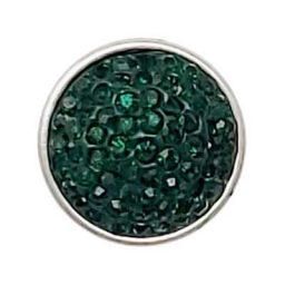 Emerald Glitz Treasure Snap