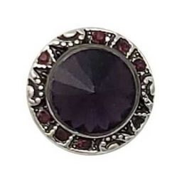 Antique Purple Treasure Snap