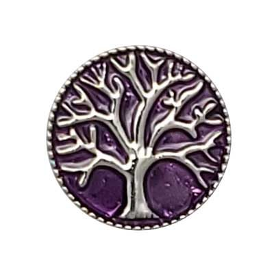 Purple Tree of Life Treasure Snap