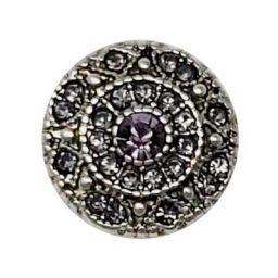 Glittering Purple Treasure Snap