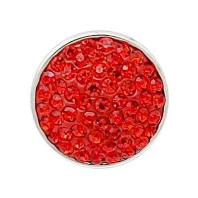Red Glitz Treasure Snap