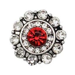 Diamond Red Treasure Snap