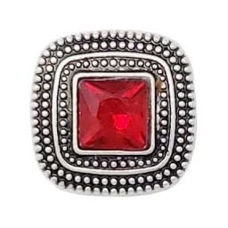 Formal Red Treasure Snap