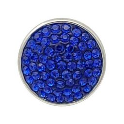 Royal Blue Glitz Treasure Snap
