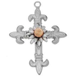 Silver Glory Cross