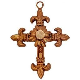 Copper Glory Cross