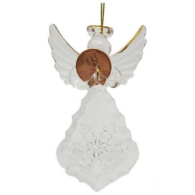 Praying Angel Hanging Ornament