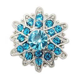 Starry Turquoise Treasure Snap