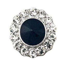 Obsidian Crystal Treasure Snap