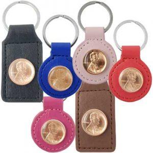 Penny Key Rings