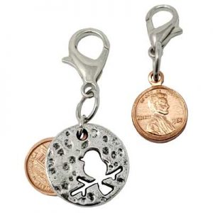 Mini Penny Charms