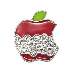 Bitten Apple Treasure Snap