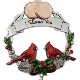 Cardinal I Love You
