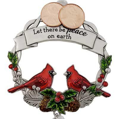 Cardinal Peace on Earth