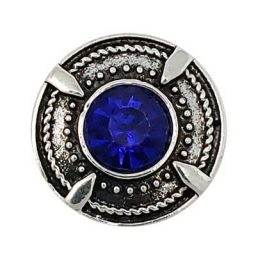 Nautical Royal Blue Treasure Snap