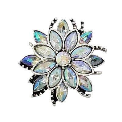 Opalescent Bloom Treasure Snap