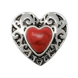 Red Heart of the West Treasure Snap