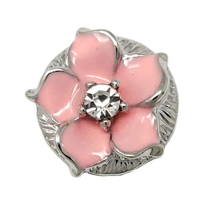 Pink Blossom Treasure Snap