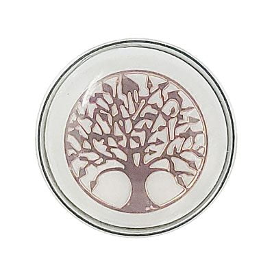 Acrylic Tree of Life Treasure Snap