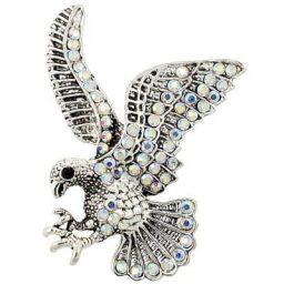 Iridescent Eagle Treasure Snap