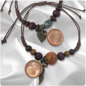 Penny Bracelets