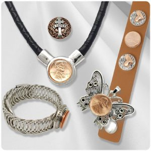 Penny Snap Jewelry Collection
