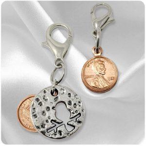 Mini Penny Charms